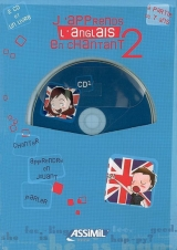 J'apprends l'anglais en chantant 2 livre/cd