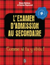 9782896420810 L'examen d'admission au secondaire