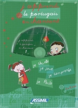 J'apprends le portugais en chantant L/CD