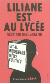 Liliane est au lyce