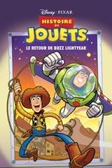 Histoire de jouets : Le retour de Buzz Lightyear