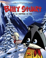 Billy Stuart t. 06 : Le cratère de feu