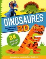 Dinosaures 3D : Construis des dinosaures