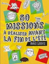 50 Missions à réaliser avant la fin de l'été