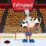 Fafounet joue au hockey