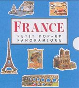 France - Petit pop-up panoramique