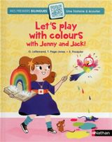 Let's play with colours with Jenny and Jack!