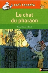 Gafi raconte - Le chat du pharaon
