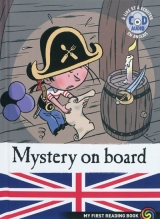 Feather the pirate - Mystery on board