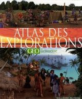 Atlas des explorations Géo Jeunesse