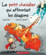 Le petit chevalier qui affrontait un dragon
