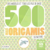 500 maxi origamis so nature