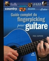 Guide complet du fingerpicking pour guitare