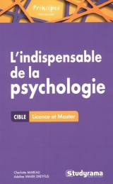 L'indispensable de la psychologie