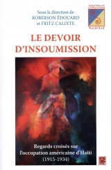 Devoir d'insoumission Le