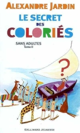 9782070503988 Le Secret des coloriés tome 2