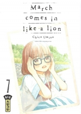 March comes in like a lion Tome 7