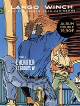 9791034730186 Largo Winch cycle Tome 1 : L'héritier - Le groupe W