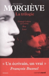 9782355362521 La trilogie : United Colors of crime - Boy - Love