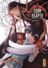 The Grim reaper and an argent cavalier Tome 4