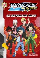Beyblade Burst 2 : Le beyblade club
