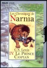Les Chroniques de Narnia tome 4 : Le Prince Caspian