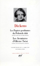 Papiers posthumes du Pickwick Club