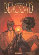Blacksad tome 3 : Âme rouge