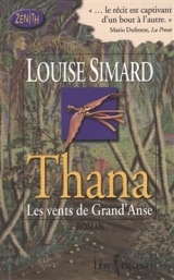 9782764801307 Thana tome 2 : Les vents de Grand'Anse