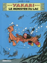 9782803620180 Le Monstre du lac tome 17
