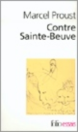 9782070324286 Contre Sainte-Beuve