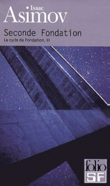 9782070416110 Le Cycle de fondation tome 3 : Seconde fondation